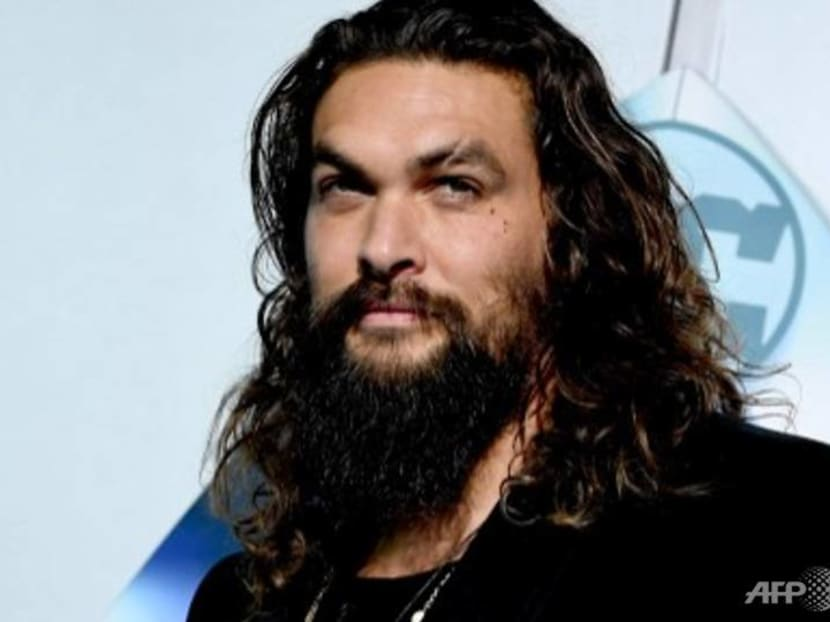 Jason Momoa shaved off his beard to save the oceans and the Internet is not happy