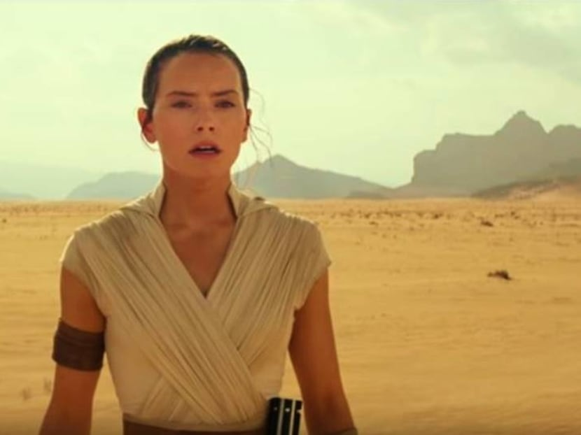 The Rise Of Skywalker: The new Star Wars trailer is out and guess who's back?