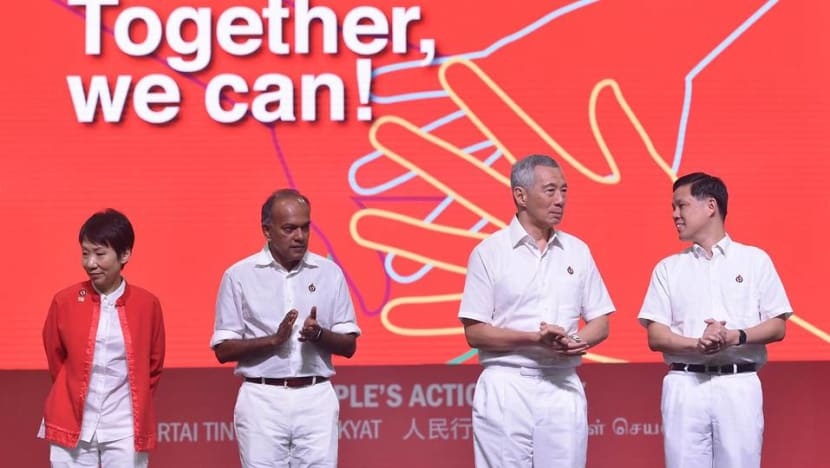 'Breathless speculation' about possible appointment in PAP CEC may be 'off the mark': K Shanmugam