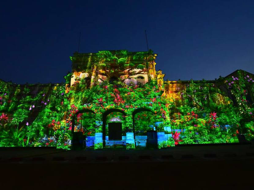 Watch the National Museum come to life with 'adventure' at the Night Lights showcase