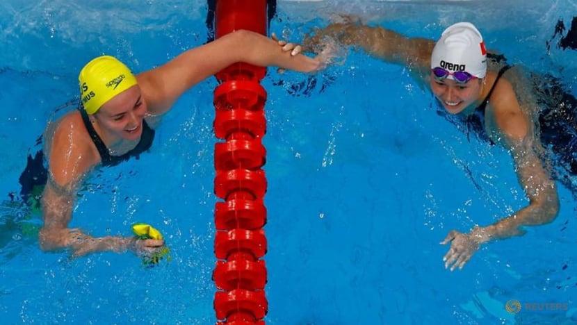 Swimming: Haughey makes history for Hong Kong with Tokyo Olympics silver medal