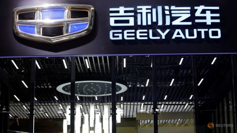 China's Geely teams up with Tencent on smart car tech