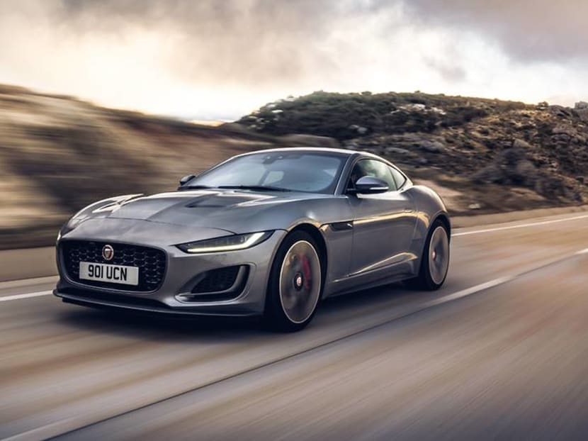 The new and improved Jaguar F-type is now in Singapore. What's the deal?