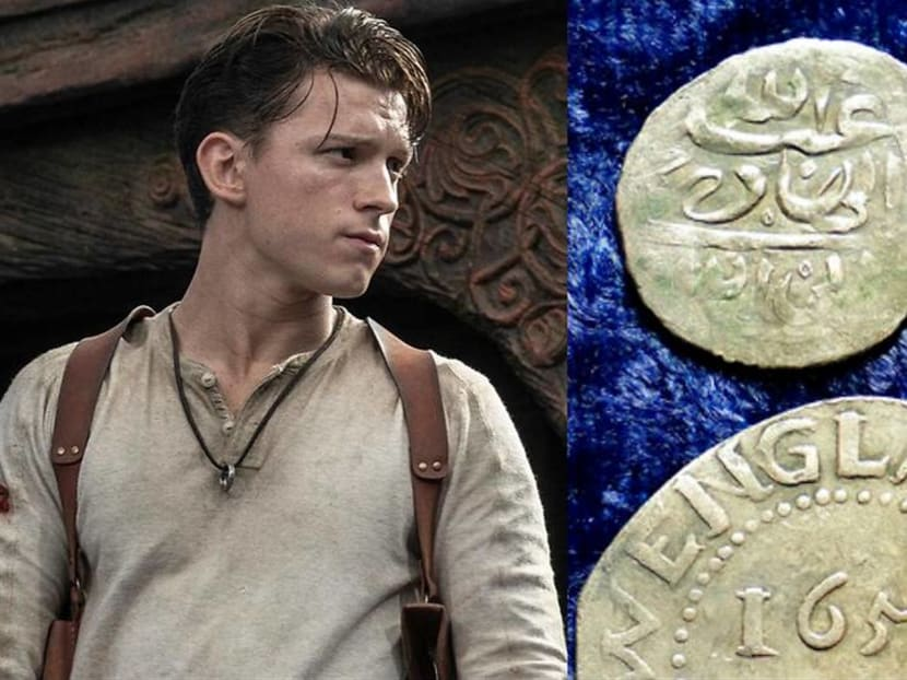 Unearthed ancient coins linked to English pirate who is subject of new movie