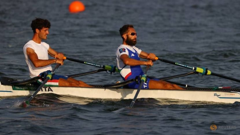 Olympics-Rowing-Monday races moved to Sunday due to 'adverse weather' forecast