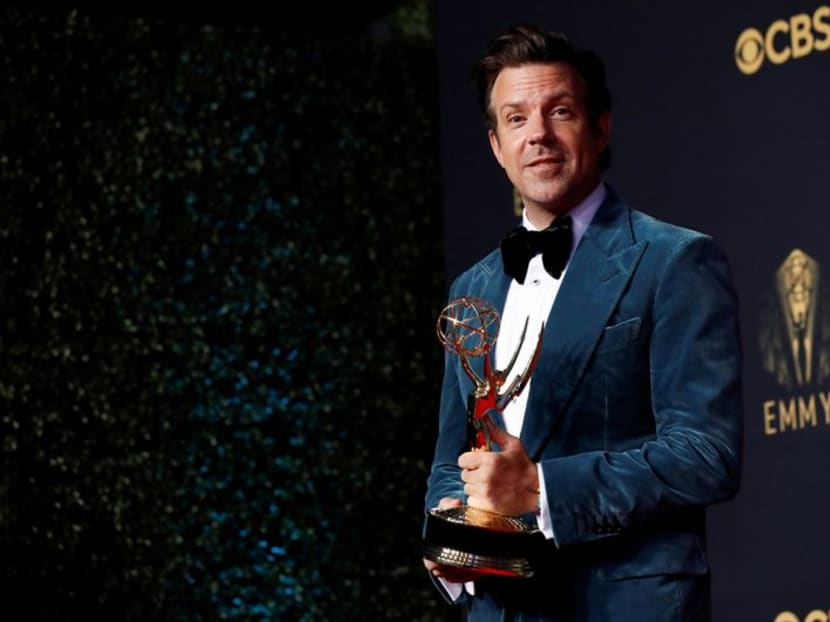 'Ted Lasso' wins Emmy award for best comedy series