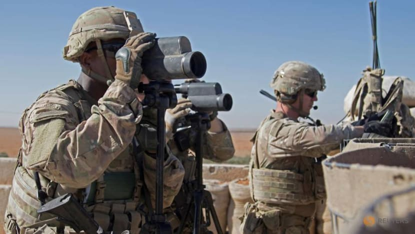 US promises to keep IS fight after '100%' defeat