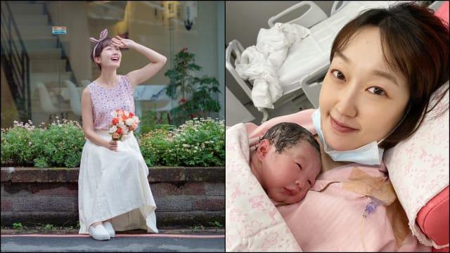母女同一天生日 巴钰宣布顺产二胎!