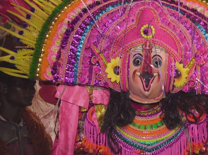 Celebrate Asia: Colourful masks, martial arts and an Indian dance fit for the gods