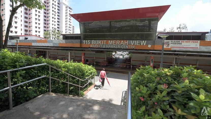 Bukit Merah market stallholders worry about lost income as COVID-19 testing starts for cluster