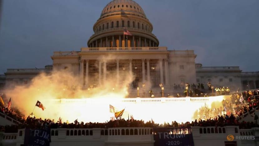 After Capitol siege, an increasingly isolated Trump faces calls for removal