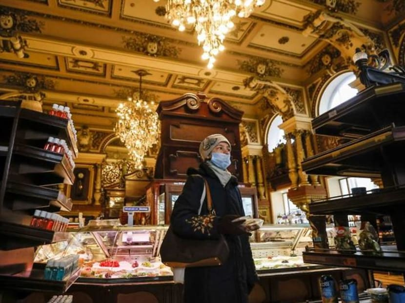 Moscow's most famous grocery store shuts its doors amid pandemic