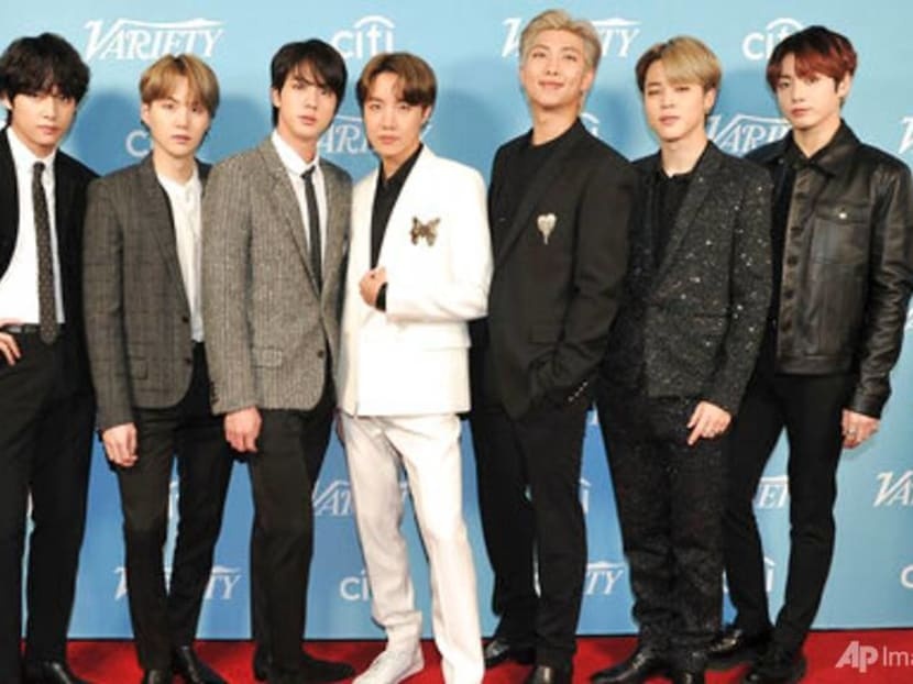 K-pop's BTS call for end to rising anti-Asian racism, says it suffered racist abuse