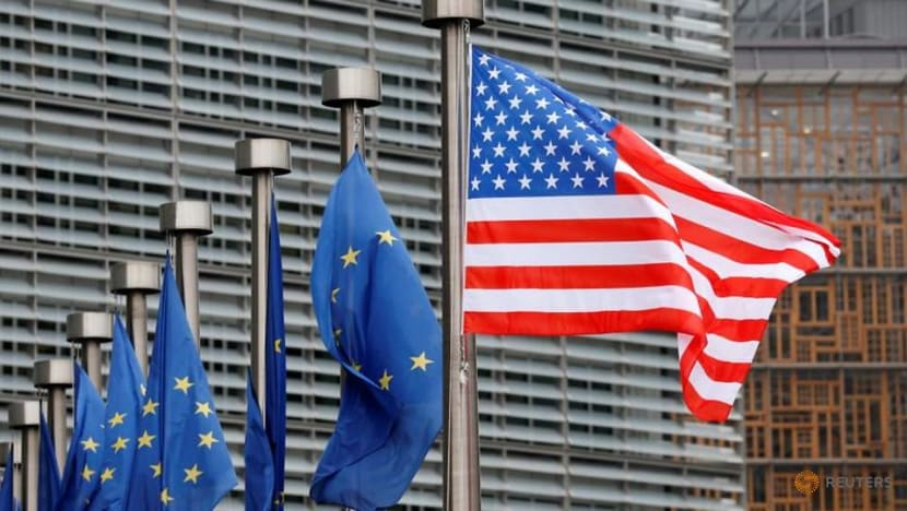 EU, US say they can partner to hold China to account on 'trade-distorting policies'