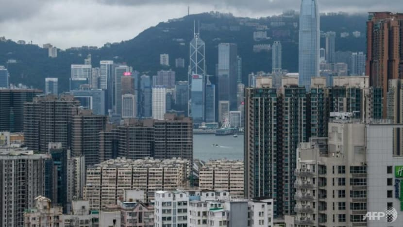Hong Kong home prices ease for 4th consecutive month in September
