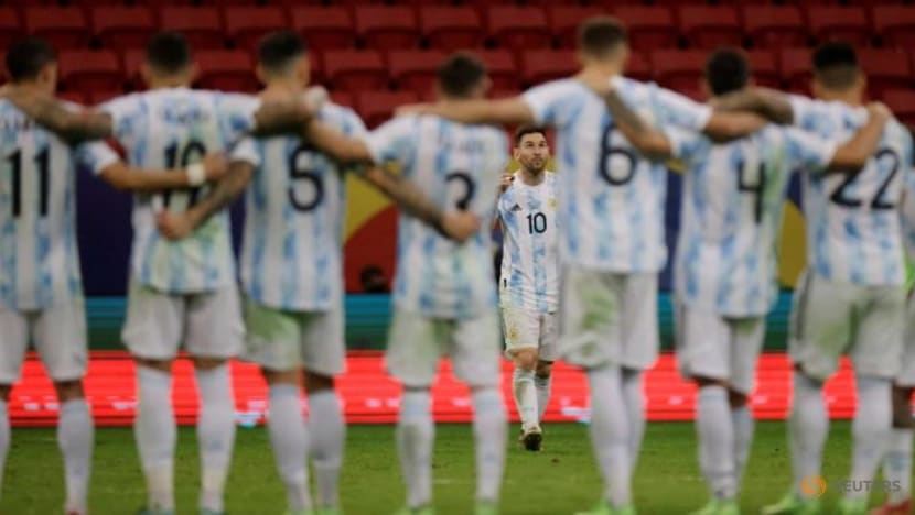 Football: Forget the Euros, Argentina vs Brazil is weekend's big match