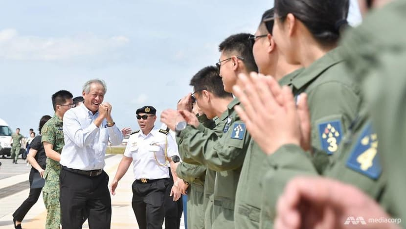 Chinese aerobatics team took 'stringent' health tests, also concerned about coronavirus in Singapore: Ng Eng Hen