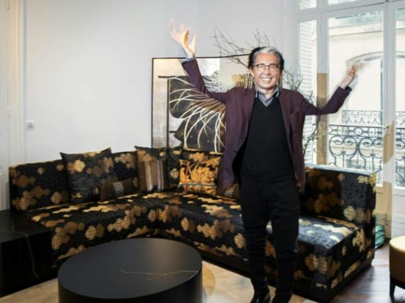Kenzo Takada, first Japanese designer to conquer Paris fashion, dies from COVID-19