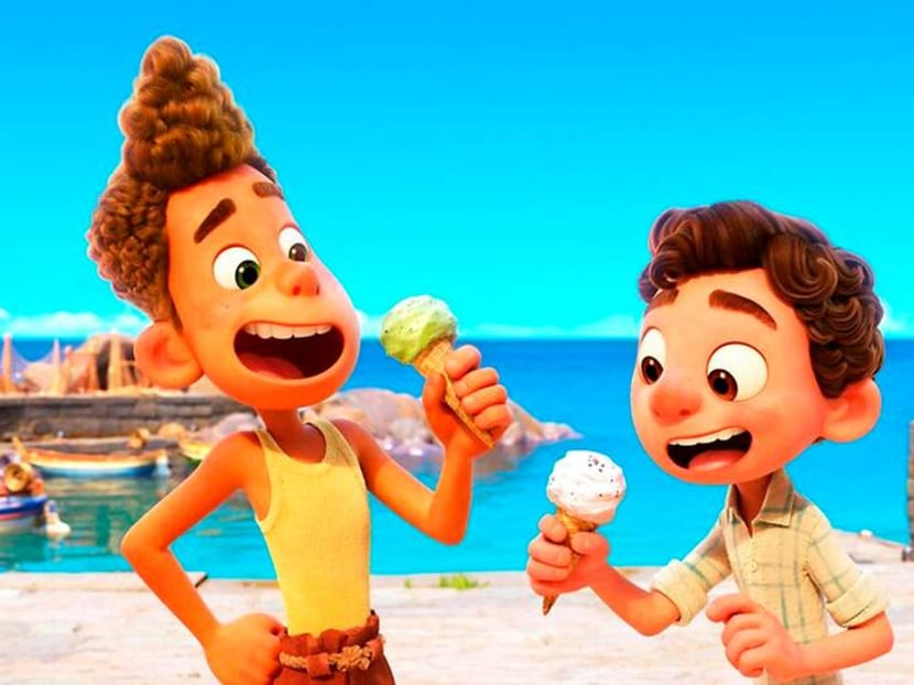 Luca, Pixar's latest animated film, invites you to summer in the Italian Riviera