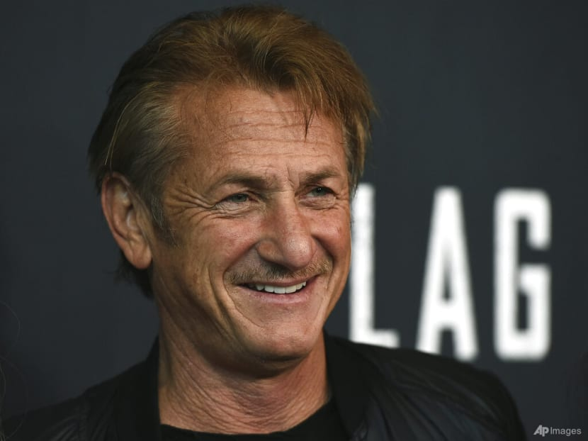 Sean Penn aids vaccine drive with CORE,  a nonprofit for hard-to-reach communities