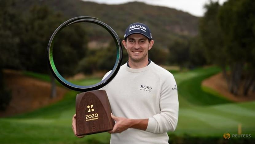 Back nine charge powers Cantlay to Zozo Championship win