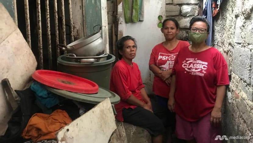 Cooped up in small homes and lacking awareness, Jakarta's urban poor find it tough amid partial lockdown