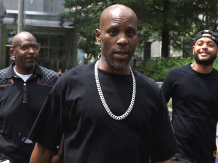 Rapper DMX reported in grave condition in New York hospital