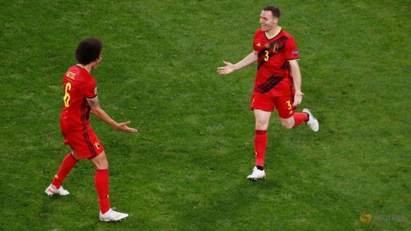 Football: Own goal? Belgium's doubting Thomas feels he scored