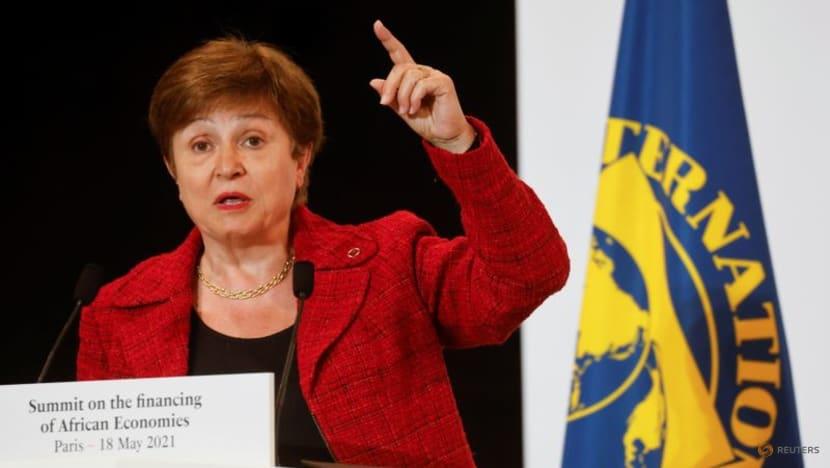 IMF's US$650 billion reserves distribution is 'shot in arm' for global economy: Georgieva