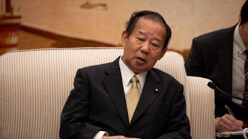 """Japan LDP heavyweight calls for """"bold"""" spending to revive economy"""