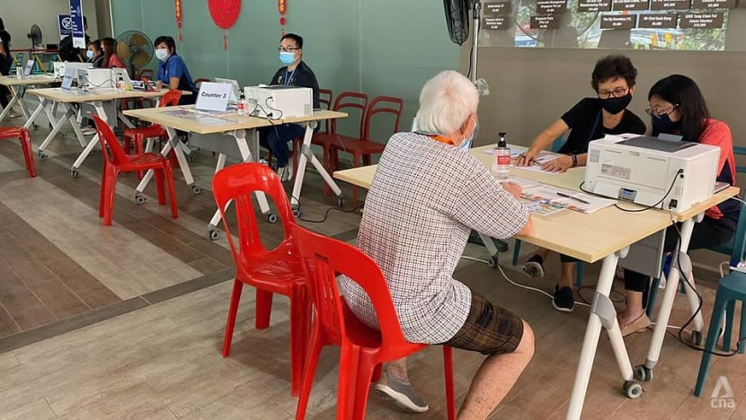 COVID-19 vaccination for people aged 60 to 69 brought forward, invitations to go out in 'next few days': MOH