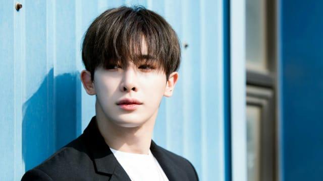 Wonho宣布退出MONSTA X