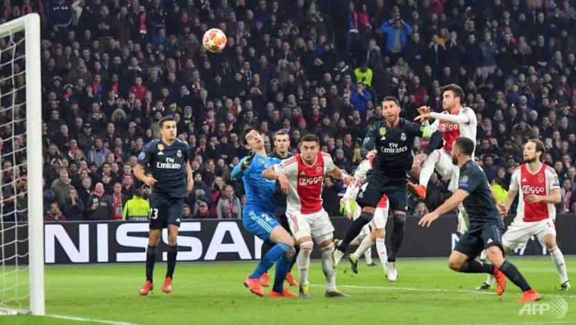 Football: Asensio and VAR help Madrid snatch victory against Ajax