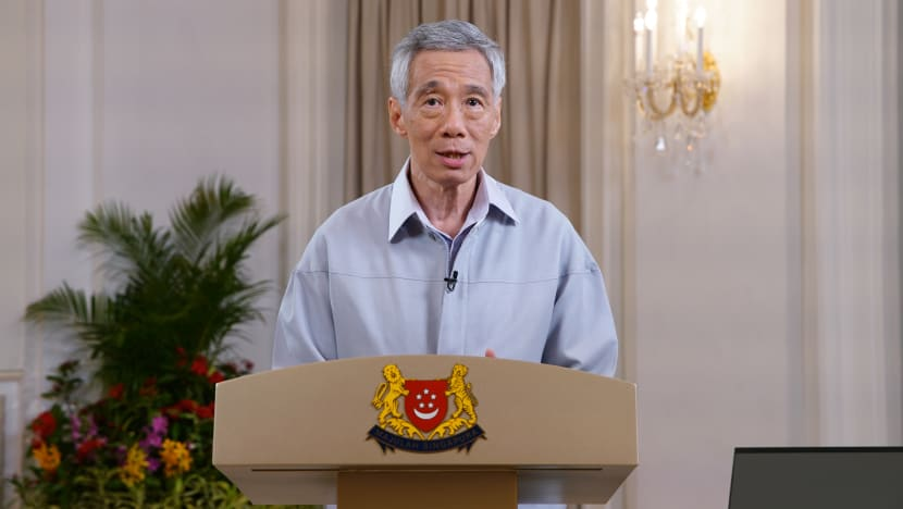 In full: PM Lee's address on the COVID-19 situation in Singapore