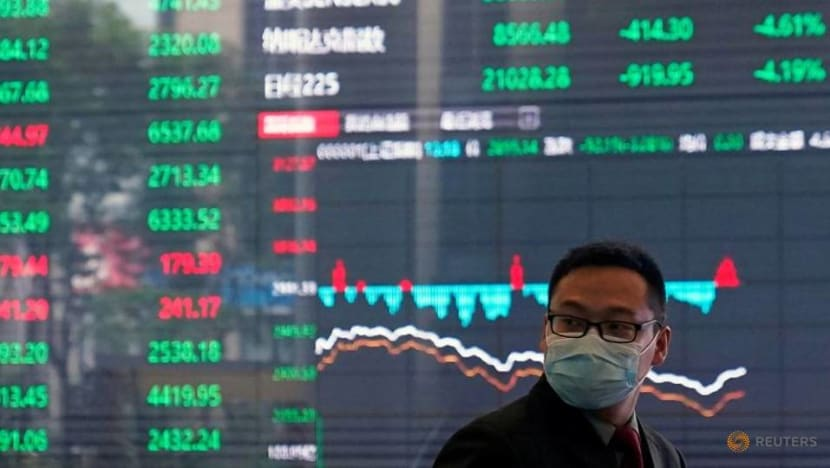 China shares search for footing as state media urges calm