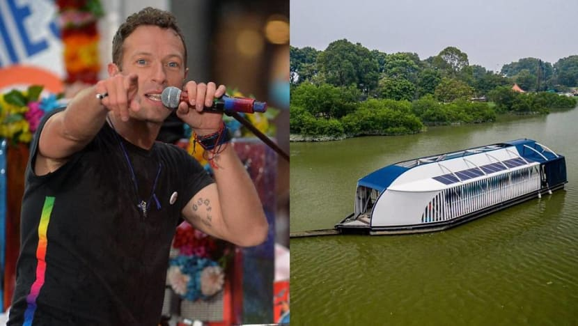 Commentary: What good will Coldplay's vessel cleaning up Malaysia rivers do?