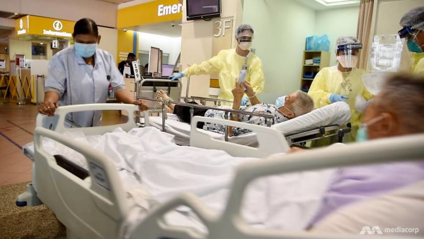 Close to 6,700 jobs, training opportunities available in healthcare sector: MOM