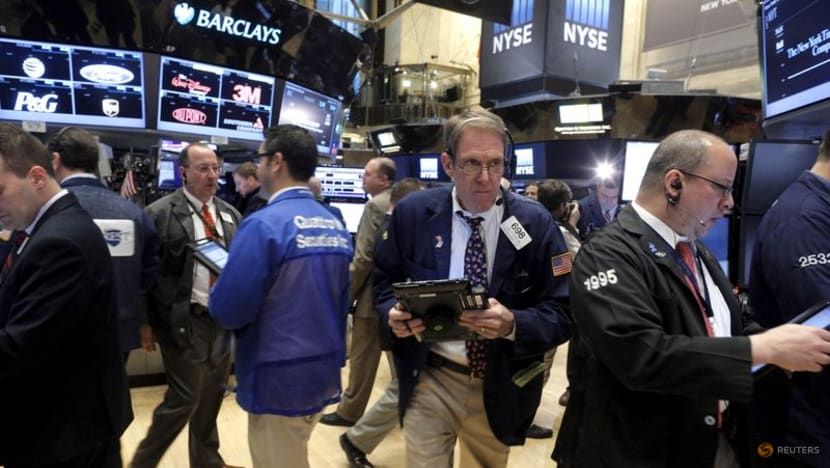 Equities gain, US dollar falls; Fed seen less eager to taper