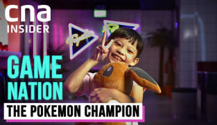 Game Nation: The Youngest Pokemon Champion: Simone Lim