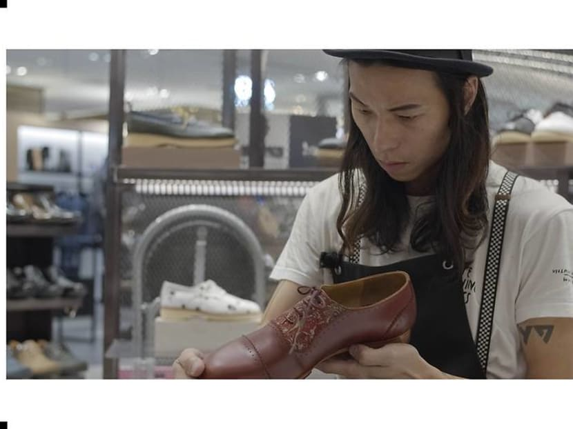 Why this Taipei shoemaker takes five days to craft a bespoke pair of shoes