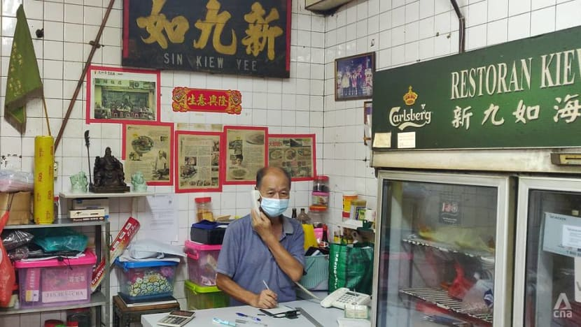 'We focus on getting through each day': Old KL eateries dig into savings while waiting out COVID-19 storm