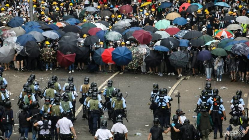 Hong Kong protests: How violence erupted in the city over a polarising extradition Bill