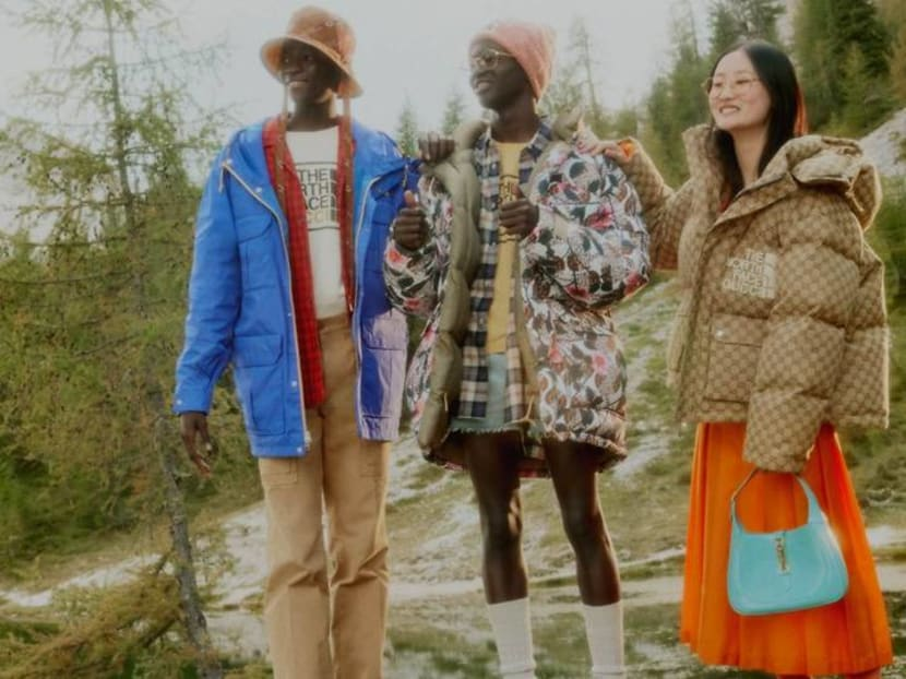 Now in Singapore: Gucci's much-anticipated collaboration with The North Face