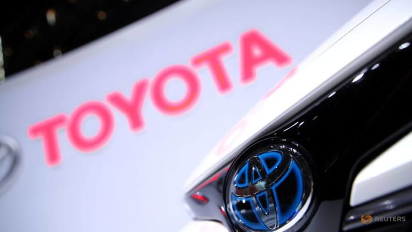 Toyota to halt production at two plants due to chip shortage