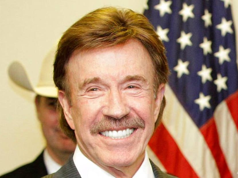 Chuck Norris' manager says Walker, Texas Ranger star not at US Capitol riot