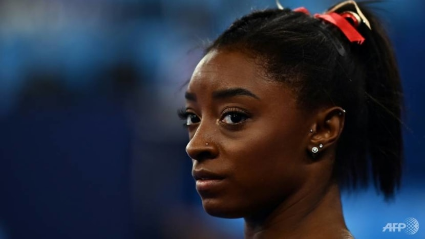 Simone Biles withdraws from Olympics all-around gymnastics: Official