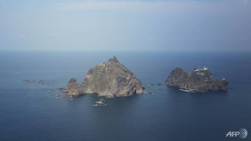 South Korea holds drills around disputed islets amid row over cancelled Japan talks