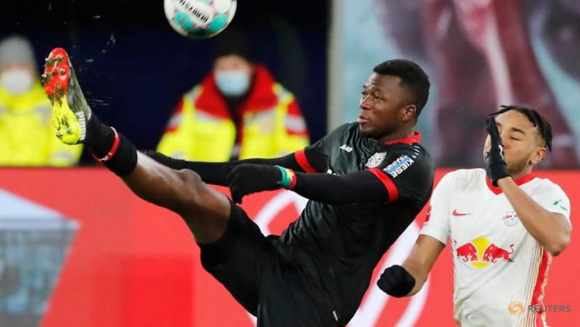 Football: Leipzig tighten hold on second spot with 1-0 over Leverkusen