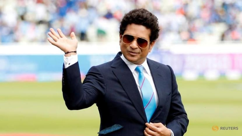 India cricket icon Tendulkar contracts COVID-19 as new cases surge