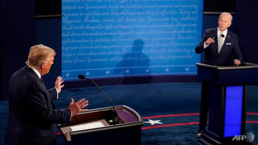 Commentary: To avoid another spectacle, rules of US presidential debate must change